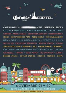 Corona Capital 2015 | México Festival de Música
