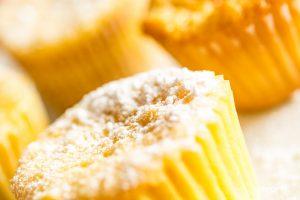 Pastelitos de elote | Fotografía de Alimentos