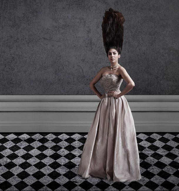 Gala en el Castillo   Fotografía de Moda