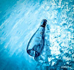 Perfumería Cool Water | Fotografía Comercial
