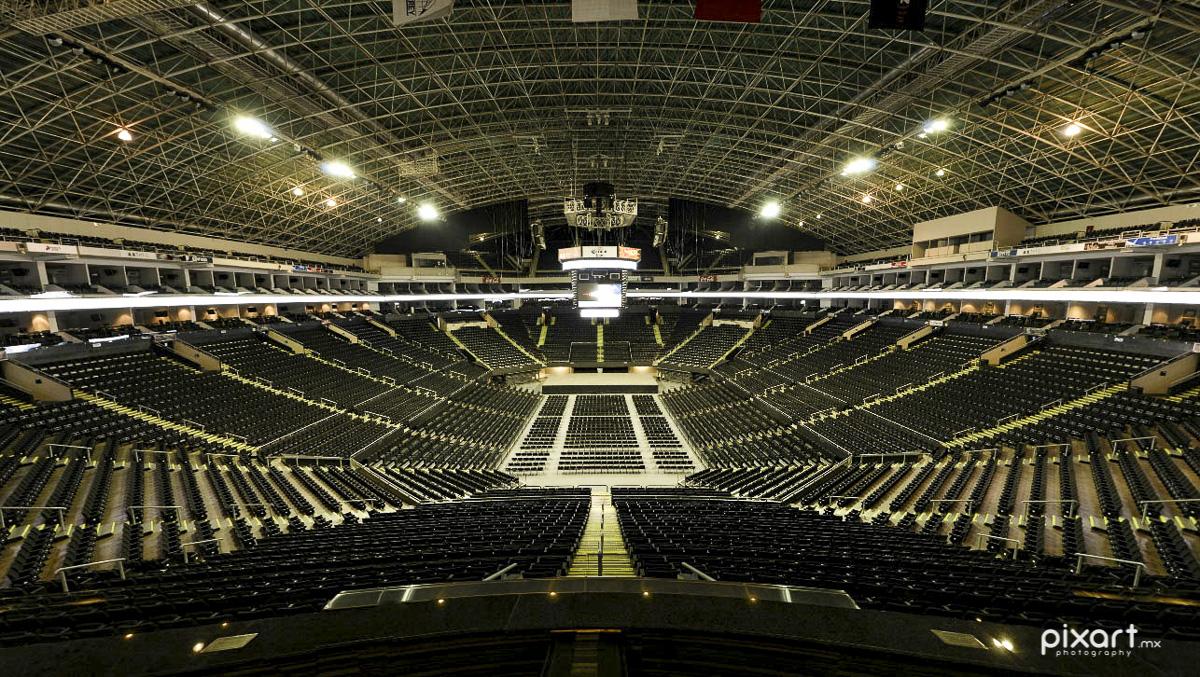 Vista Desde Mi Lugar En La Arena Monterrey Para Superboletos Pixart Jaime Varon Mexico